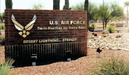 Davis-Monthan-AFB-Main-Gate-Sign