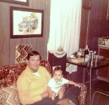 RandyWallace_Scotty's son Billy_Nov1974