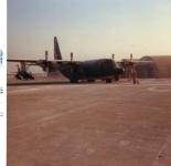AQM34R on DC-130E