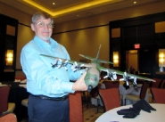 2015 NOV 7TH BOB GASKELL AND HIS PLANE (Small)
