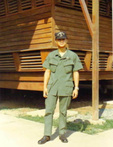 Sgt Rudy Apilado 1975 Udorn AB Thailand before going to 100th AMMS_460x602